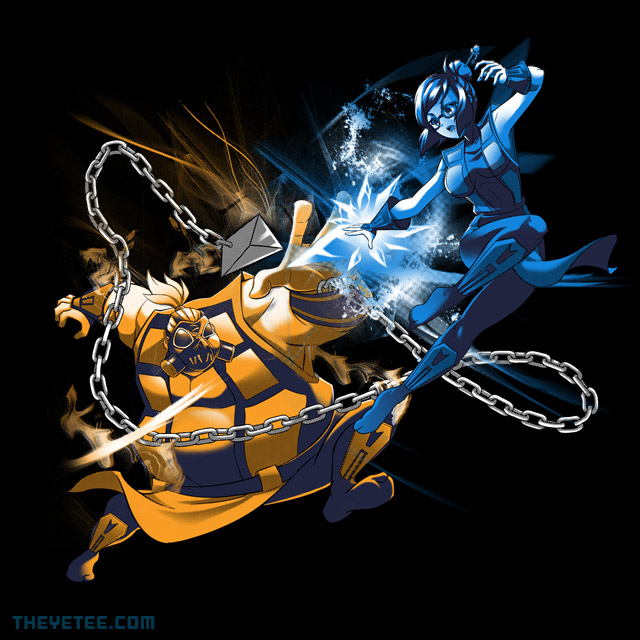 The Yetee: Mortal Watch