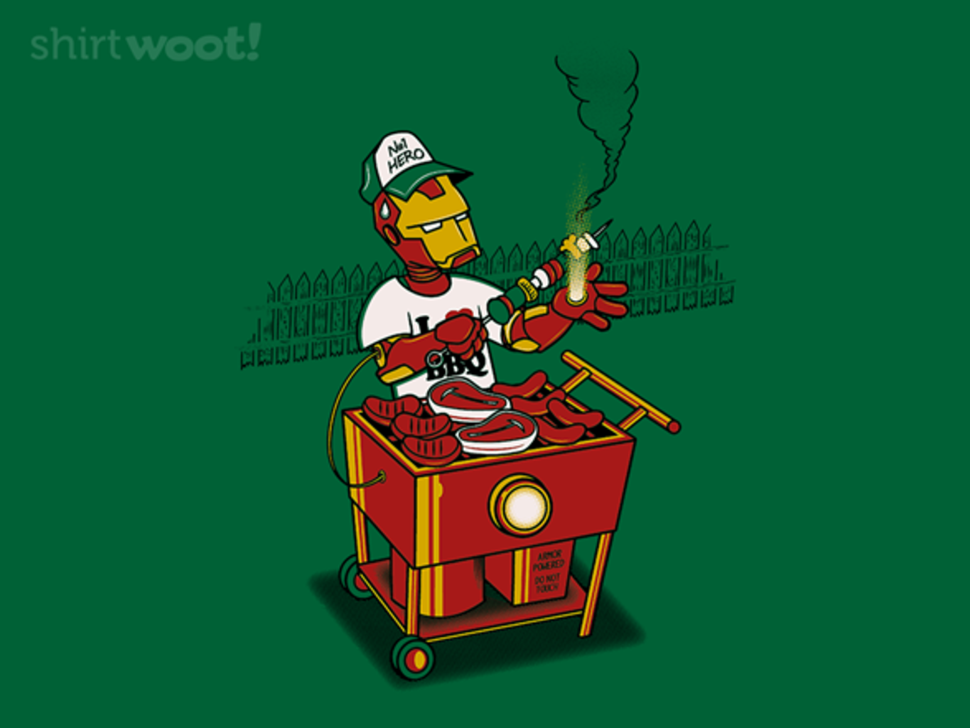 Woot!: Super Barbecue