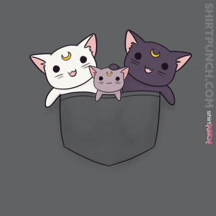 ShirtPunch: Pocket Kitties