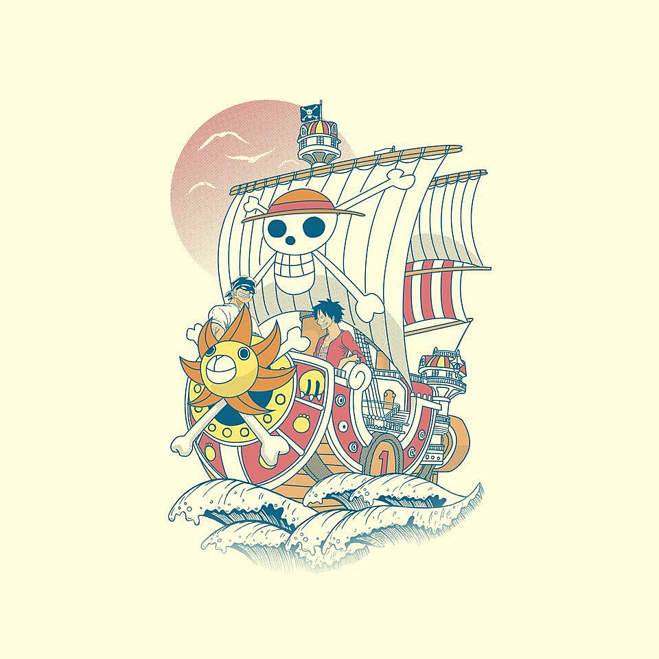 TeeFury: Sunny Ship