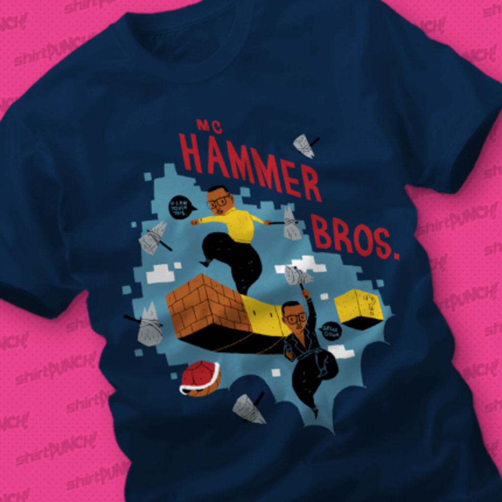 ShirtPunch: Hammer Brothers