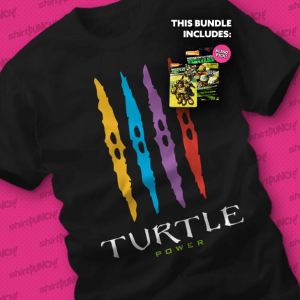 ShirtPunch: Vision Quest Bundle