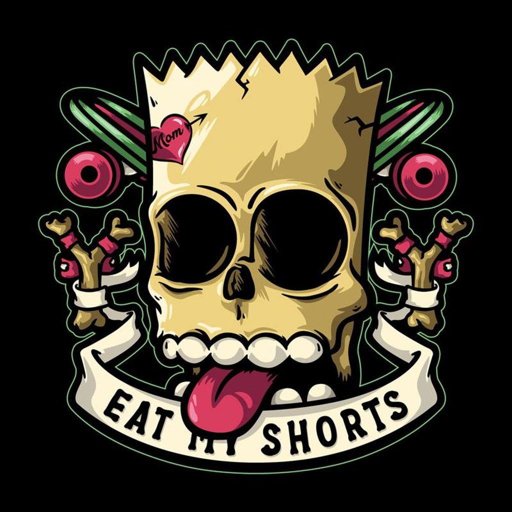 Curious Rebel: Eat My Shorts