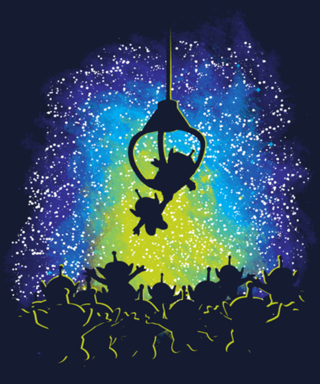 Qwertee: The Claw