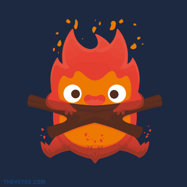 The Yetee: The Fire Demon