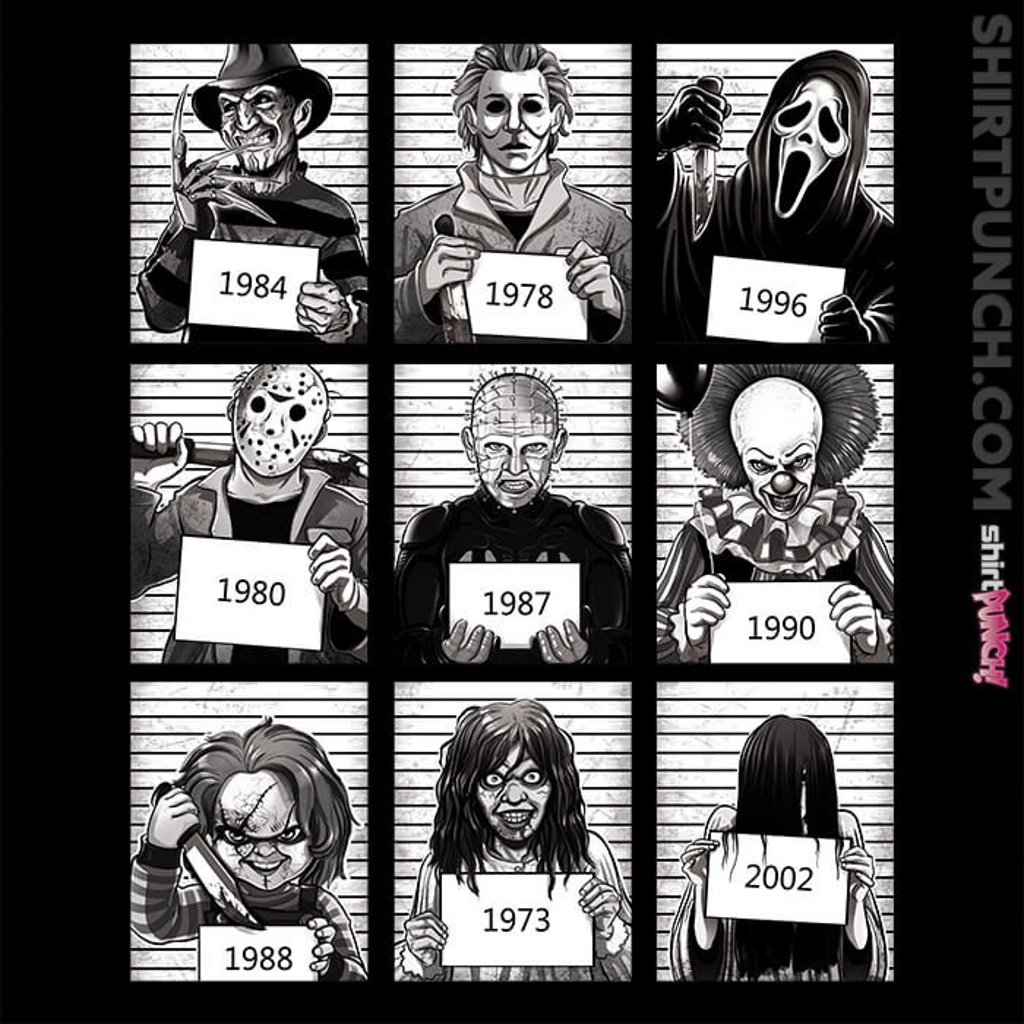 ShirtPunch: Horror Prison