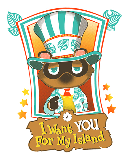 Qwertee: Nook Want YOU