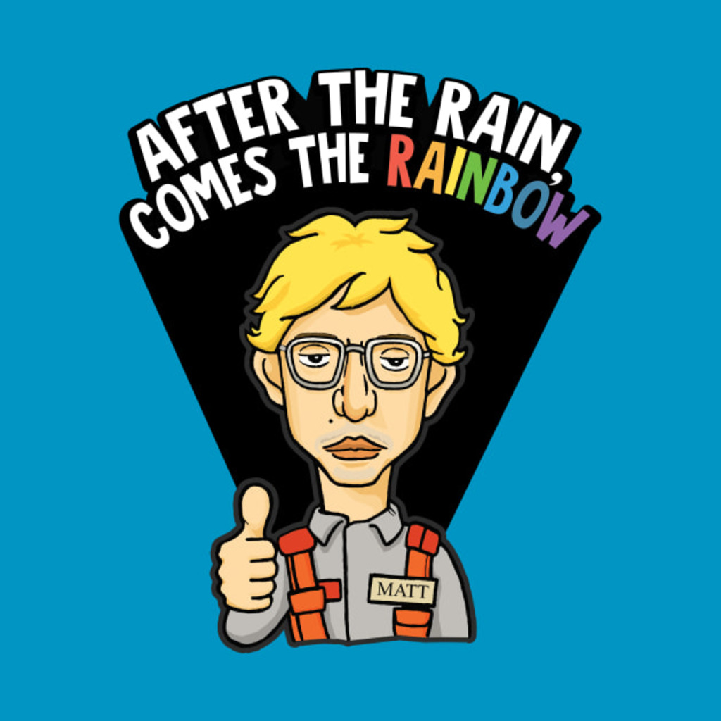 TeePublic: Matt The Radar Technician