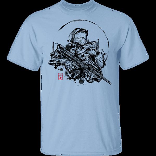 Pop-Up Tee: Super Soldier