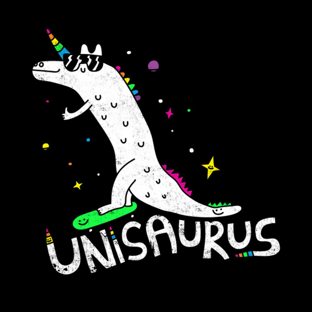 NeatoShop: Unisaurus - Porky Roebuck