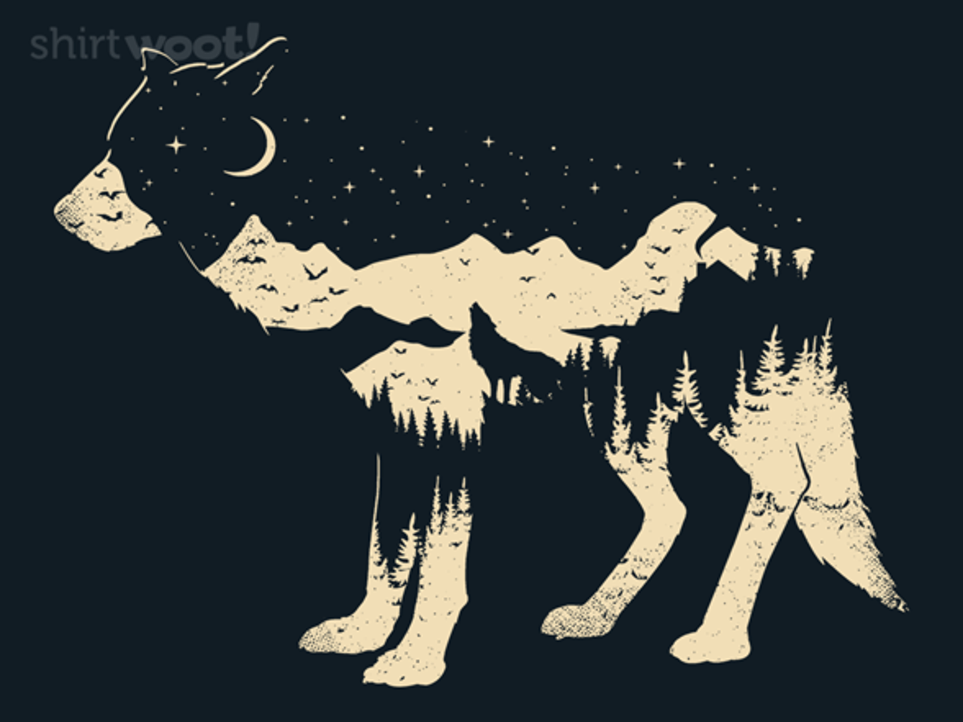 Woot!: Mystic Wolf