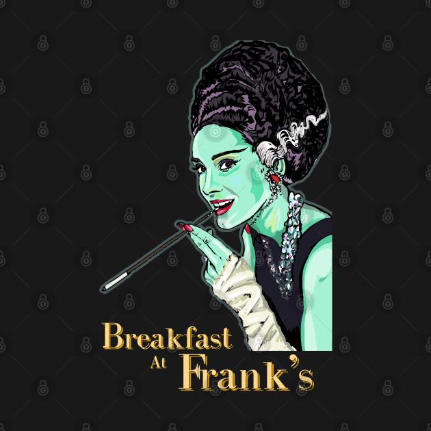 TeePublic: Breakfast at Frank's