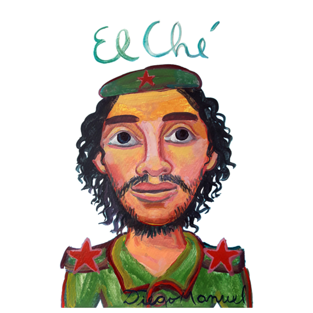 NeatoShop: Che Guevara VII