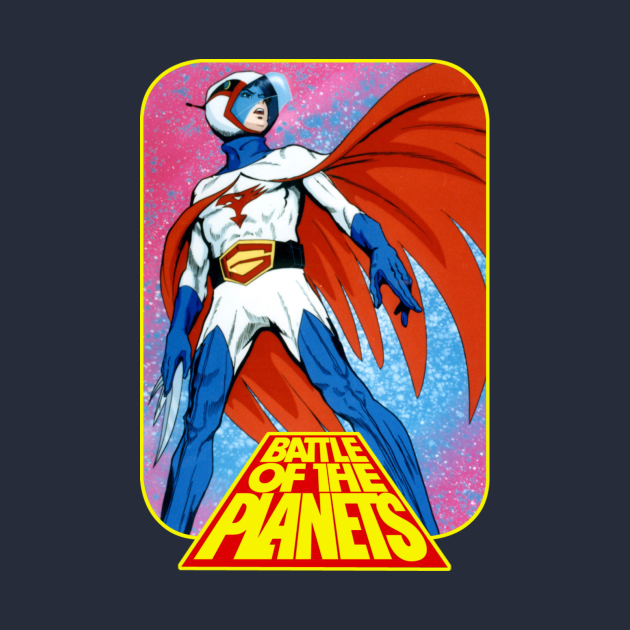 TeePublic: Battle of the Planets/ G-Force