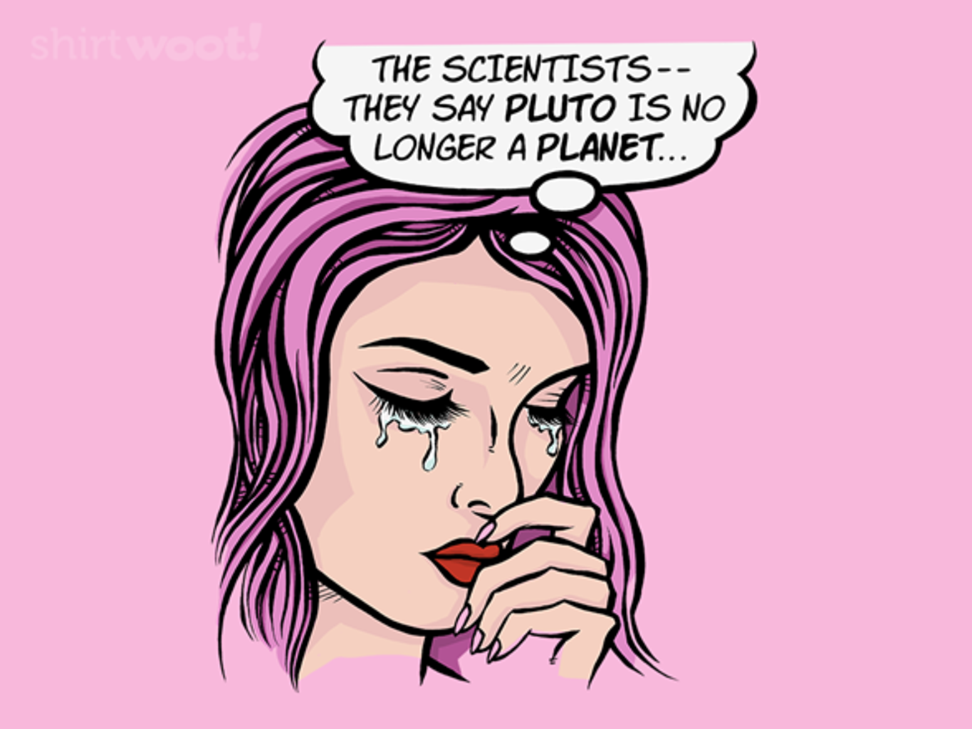 Woot!: Astronomical Anguish