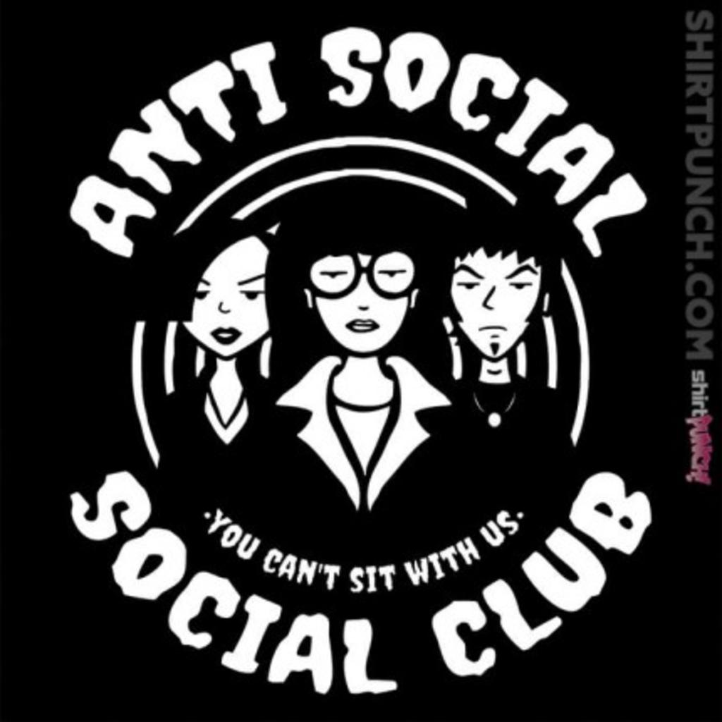 ShirtPunch: Anti Social Club