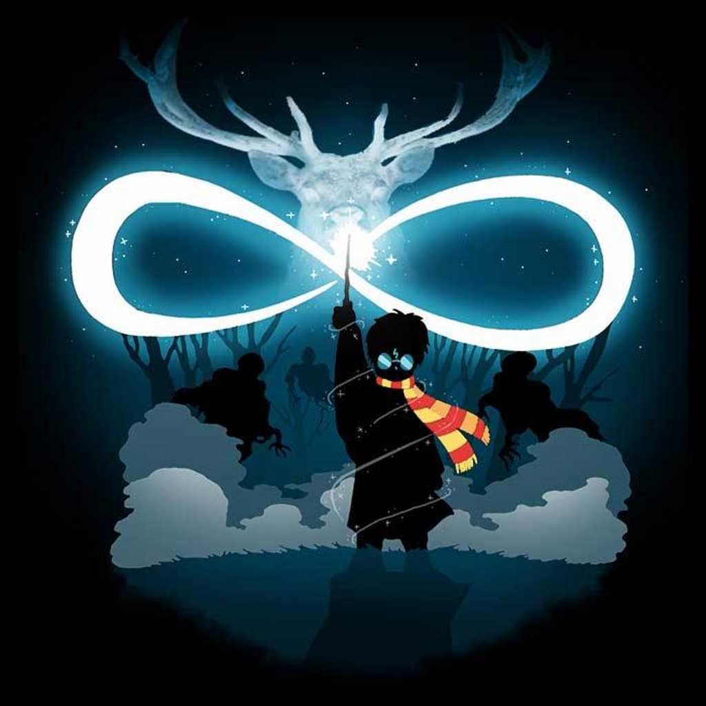 Once Upon a Tee: Magic Infinity