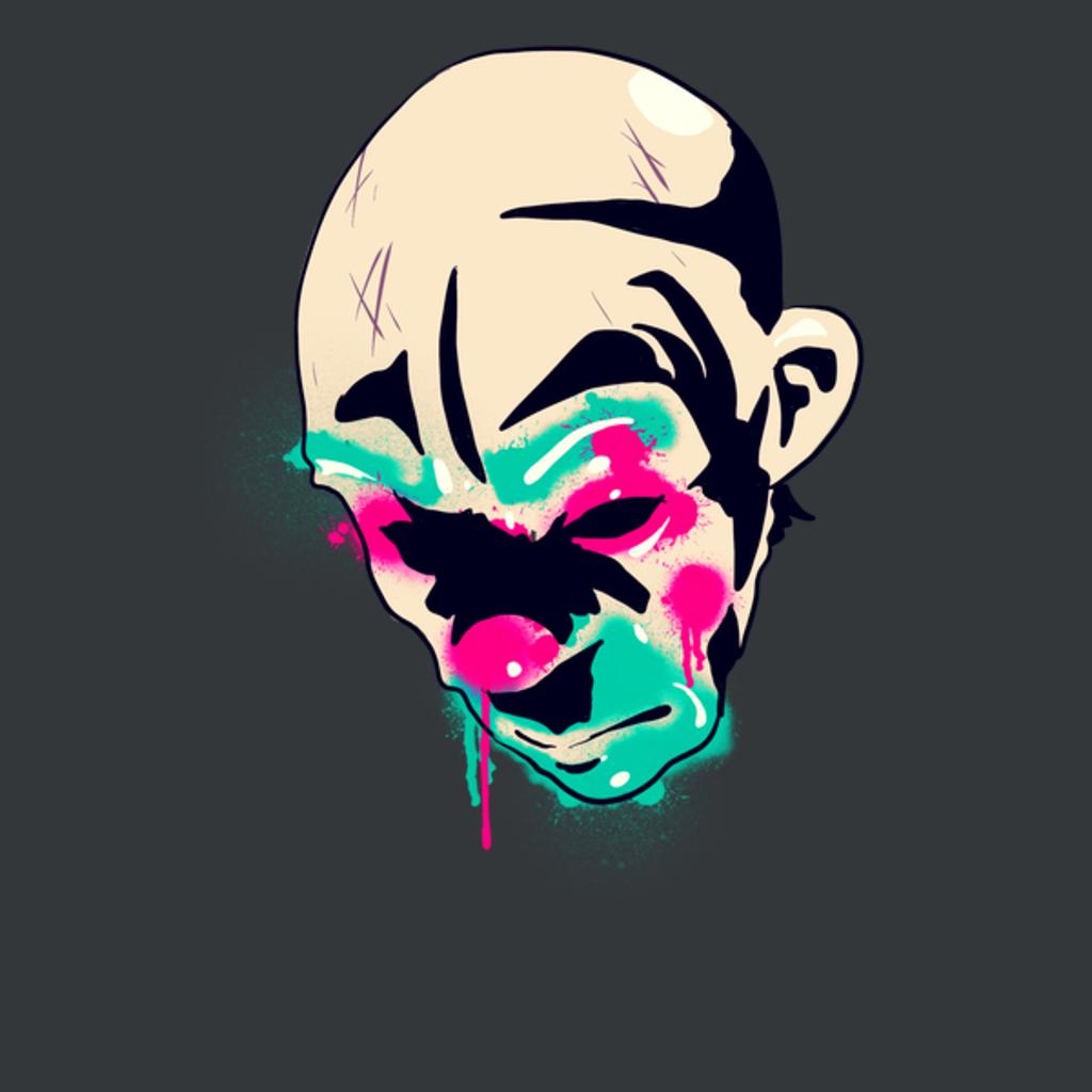 NeatoShop: Neon Clown