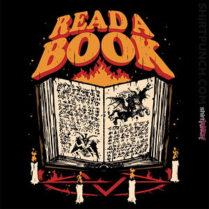ShirtPunch: Read A Book