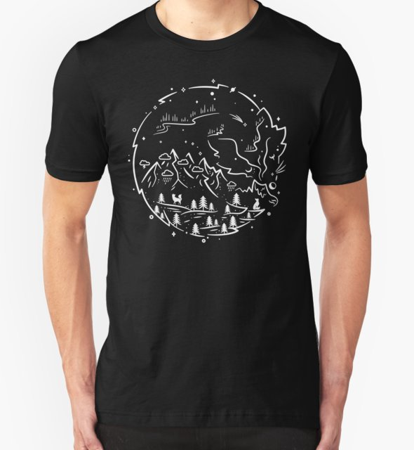 RedBubble: While You Were Sleeping