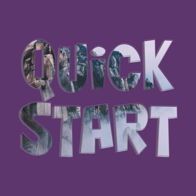 TeePublic: Quick start