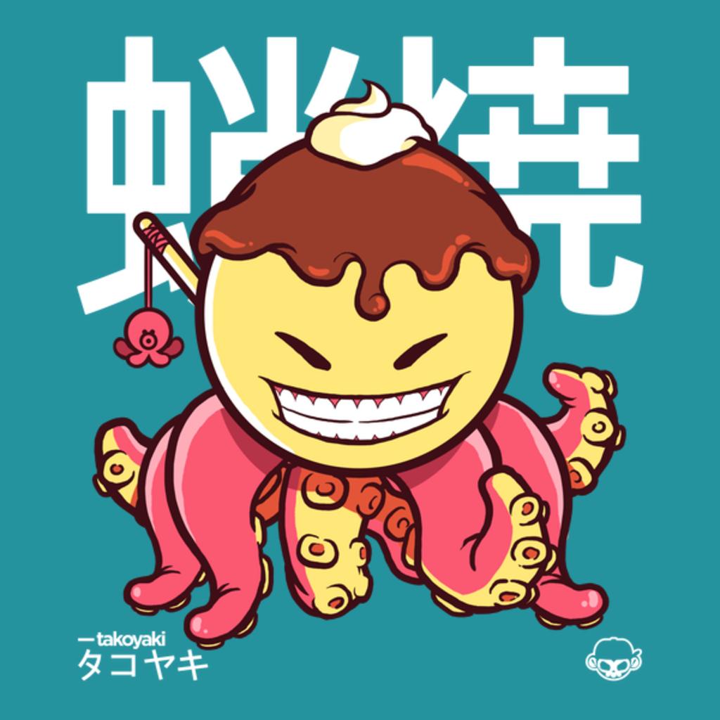 NeatoShop: Takoyaki