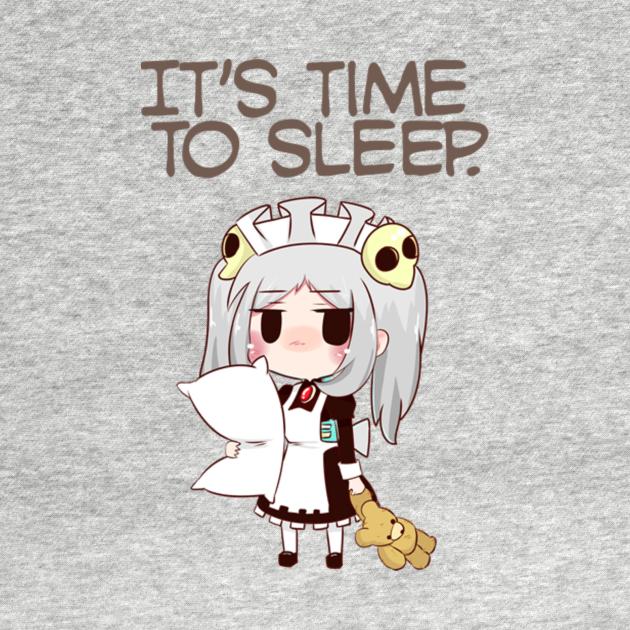 TeePublic: It's Time to Sleep