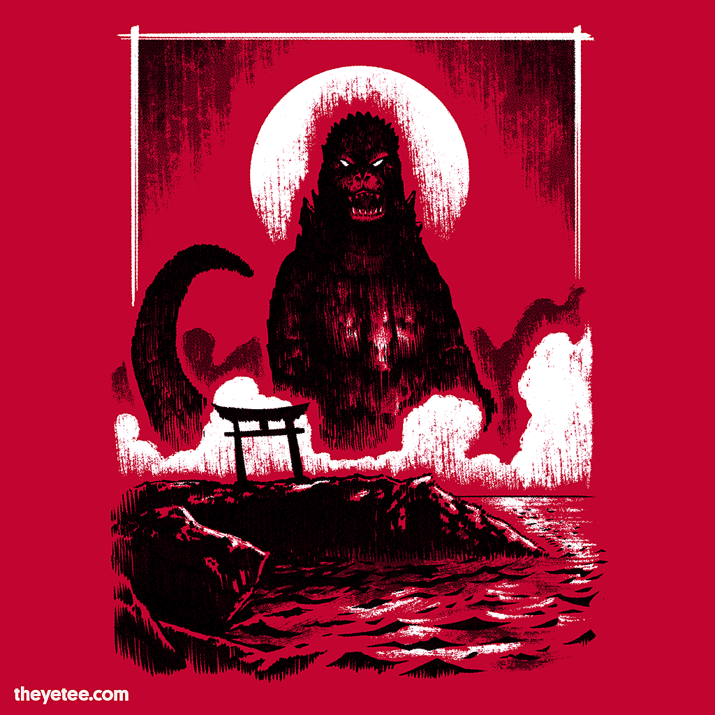 The Yetee: The King