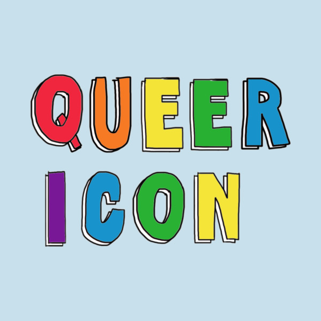 TeePublic: Queer Icon