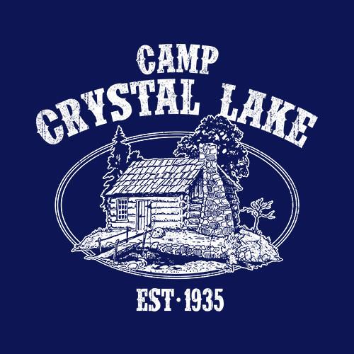 Five Finger Tees: Camp Crystal Lake T-Shirt