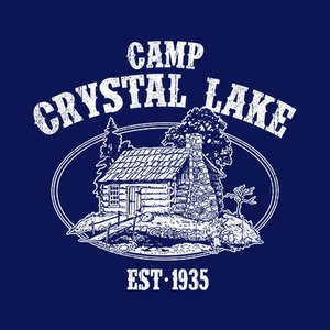 Five Finger Tees: Camp Crystal Lake T-Shirt