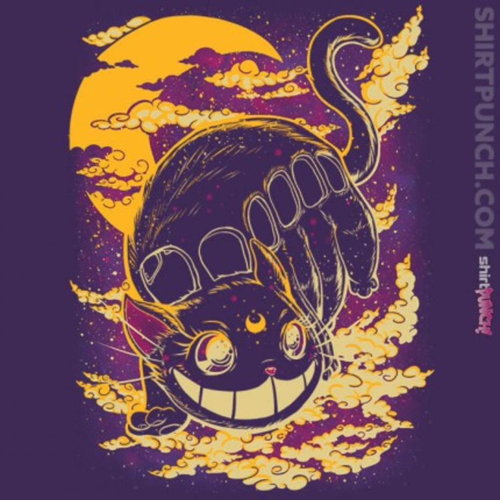 ShirtPunch: Moonbus