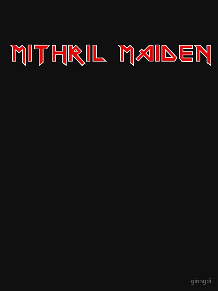 RedBubble: Mithril Maiden