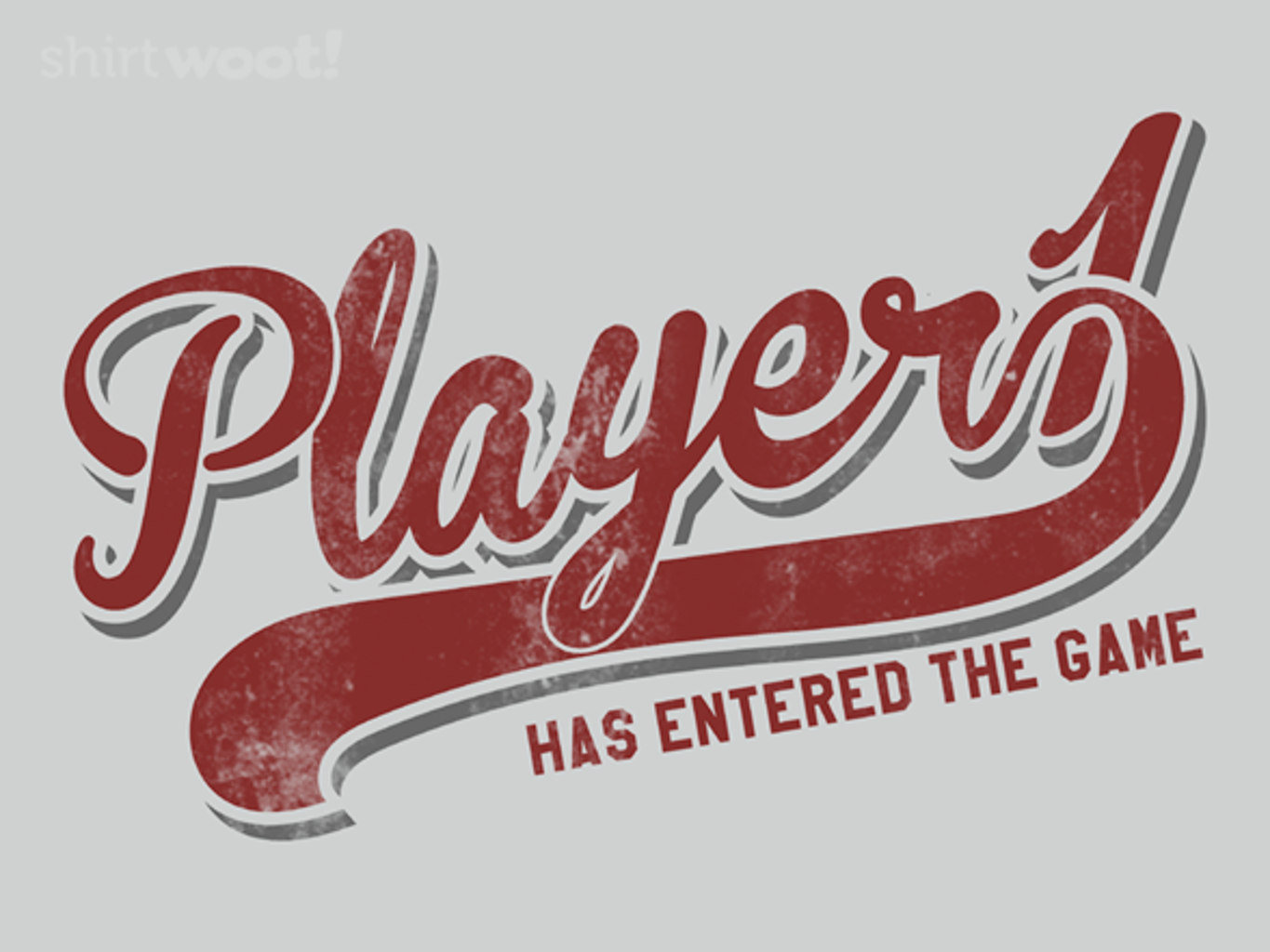 Woot!: Player 1 Vs. Player 2