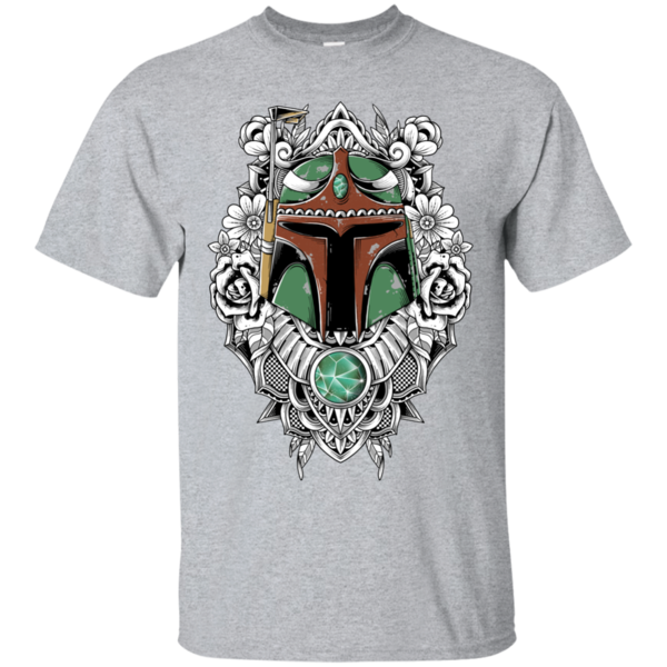 Pop-Up Tee: Mandalorian Warrior