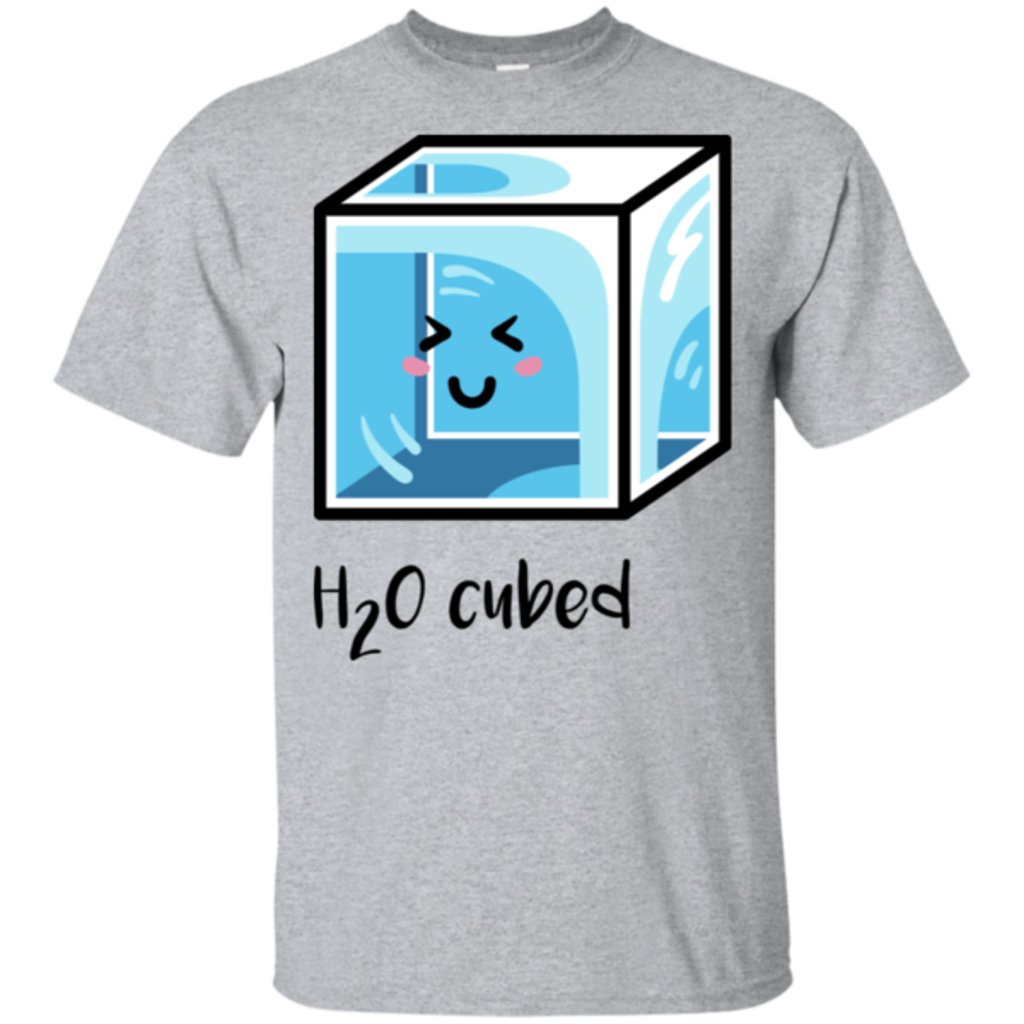 Pop-Up Tee: H2O Cubed