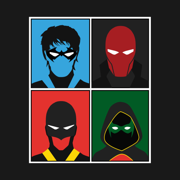 TeePublic: The Robin's