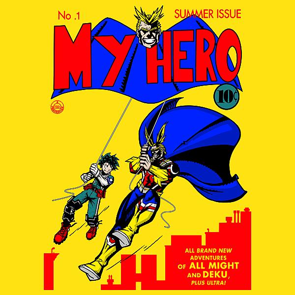 NeatoShop: My Hero #1