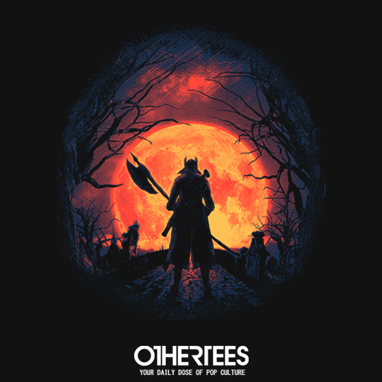 OtherTees: Blood Moon