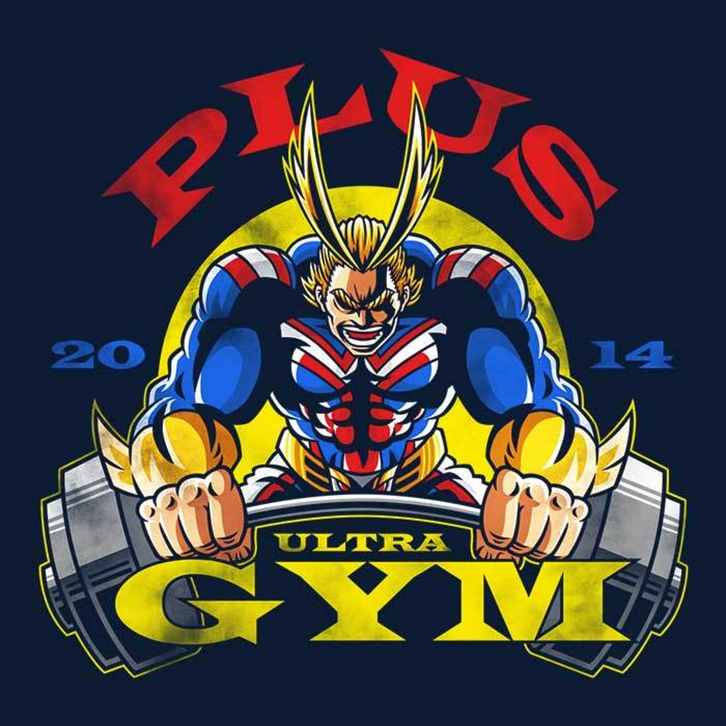 Once Upon a Tee: Plus Ultra Gym