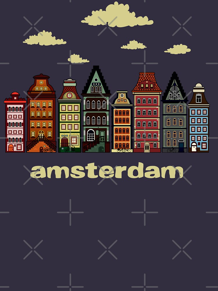 RedBubble: Amsterdam
