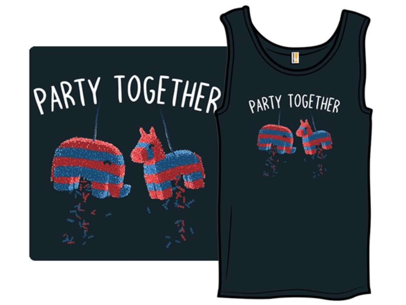 Woot!: Party Together