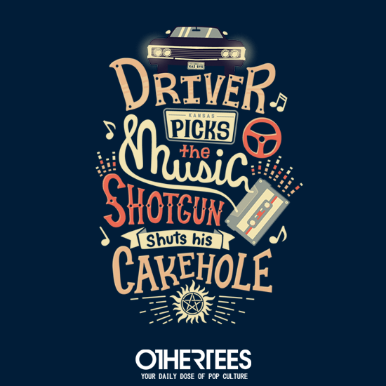 OtherTees: Driver Picks the Music