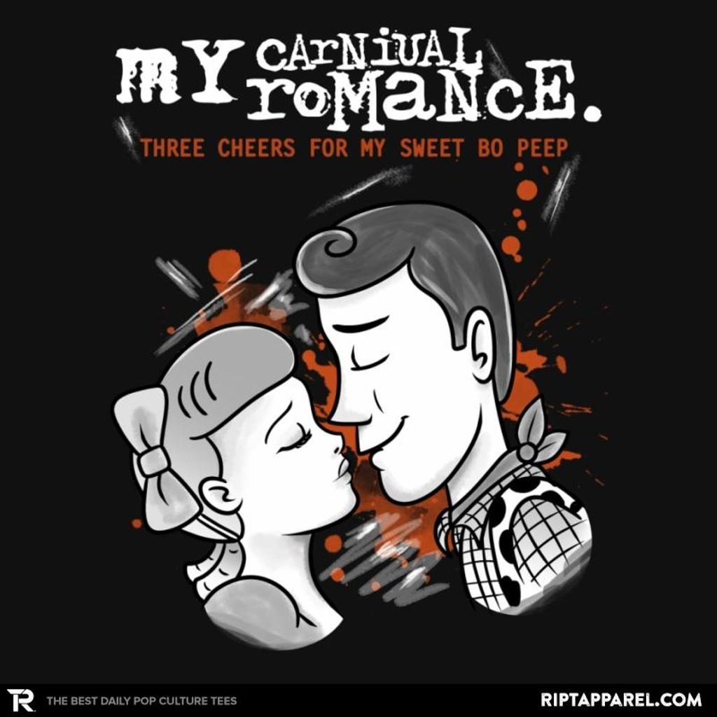 Ript: My Carnivale Romance