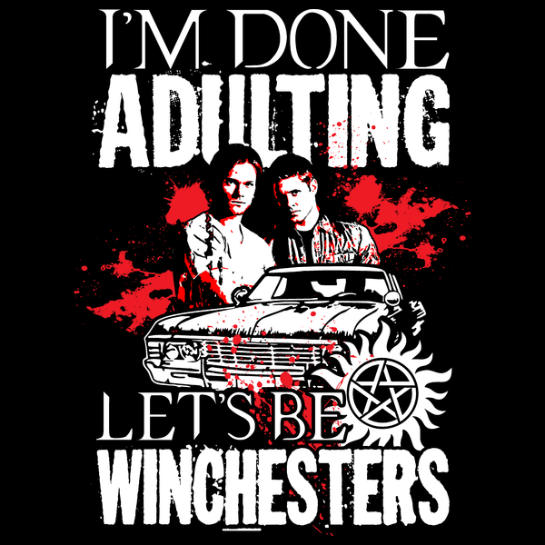 NeatoShop: Let's Be Winchesters V2