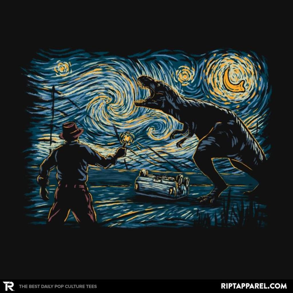 Ript: Jurassic Night