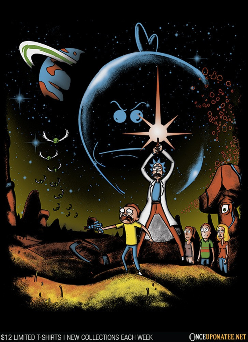 Once Upon a Tee: Multiverse Wars