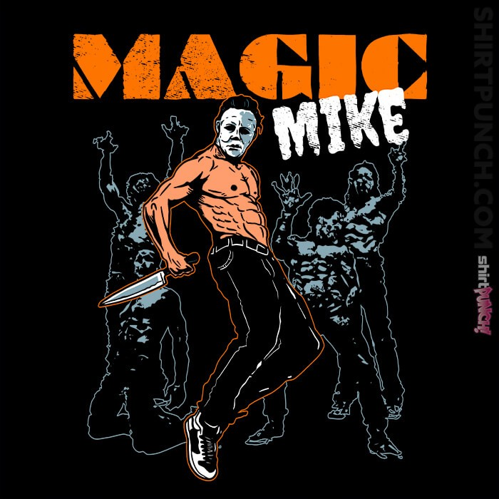 ShirtPunch: Magic Mike