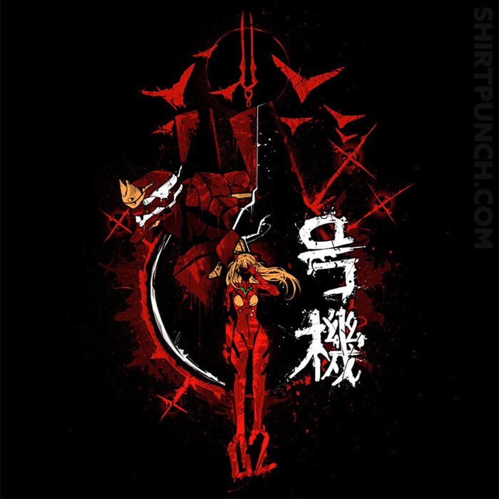 ShirtPunch: Evangelitee 02