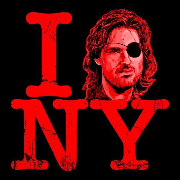 NeatoShop: I Love NY Snake Escape From NY